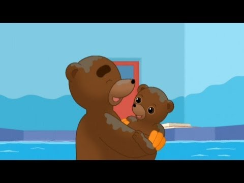 20min De Petit Ours Brun - Compilation 7 épisodes #2 video