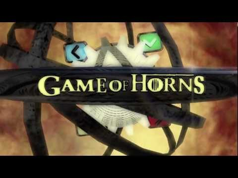 Around the Horn: Game of Horns