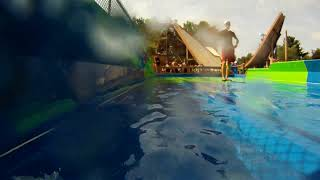 Black anaconda water coaster - photo#14