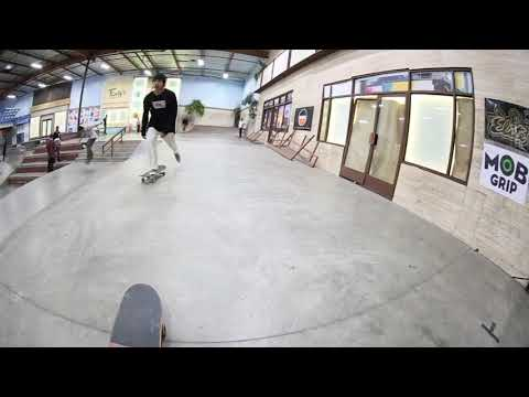 DARRIUS HUTTON BERRICS RAW FISHEYE FOOTAGE