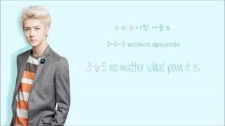 EXO-K - 3.6.5 (Color Coded Hangul/Rom/Eng Lyrics)