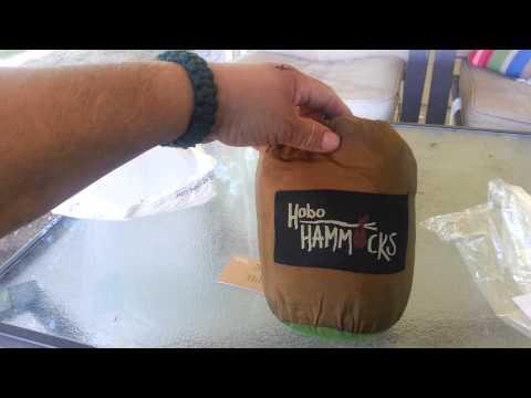 My Hobo Hammocks package !