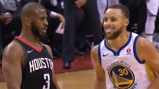 Warriors Choke Against James Harden & The Rockets?