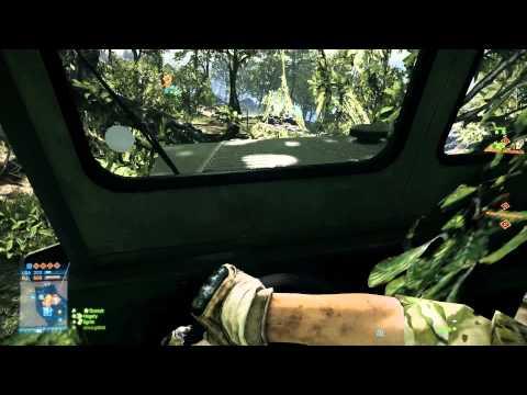 Zagrajmy w Battlefield 3 # 13 - Du że mapy - Dominacja: