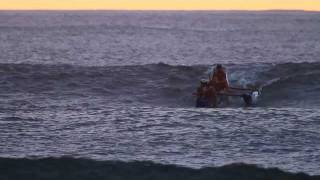 Week 13 - Weekly Waimea Reports with Mark Healey - Canoe Surfing