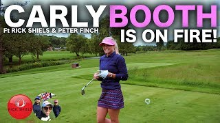 CARLY BOOTH IS ON FIRE! THE GROVE GC Part 2