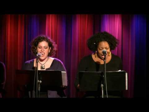 Lucia Spina and Aurelia Williams - Dirty Blonde (Tony Asaro)