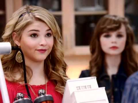 Stefanie and Mary - DCOM Extra - Frenemies - Disney Channel Official