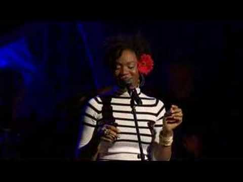 India Arie sings James Taylor