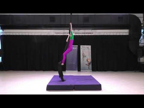Анна Фирсова - Catwalk Dance Fest [pole dance, aerial]  30.04.18.