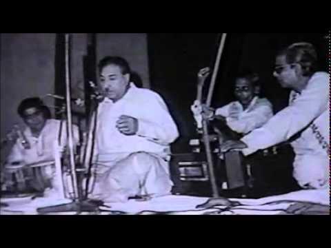 Ustad Sarahang - Indian Musical Conference 1980s Raag Bankar