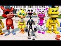 BRAND NEW PUPPET ANIMATRONIC! ADVENTURE PUPPET! (GTA 5 Mods F...