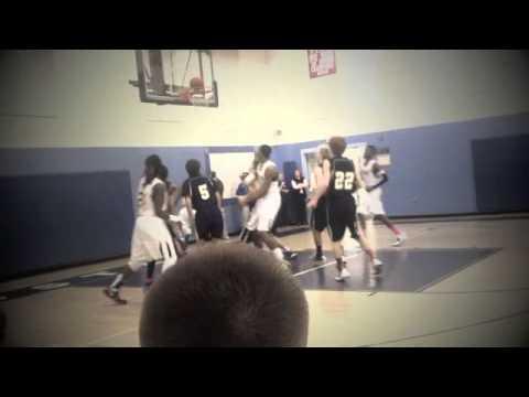 "Mclean School of Maryland Varsity Basketball "" One Team One Dream "" - 02/27/2013"