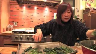 Snakegrrl's Kitchen: kale chips