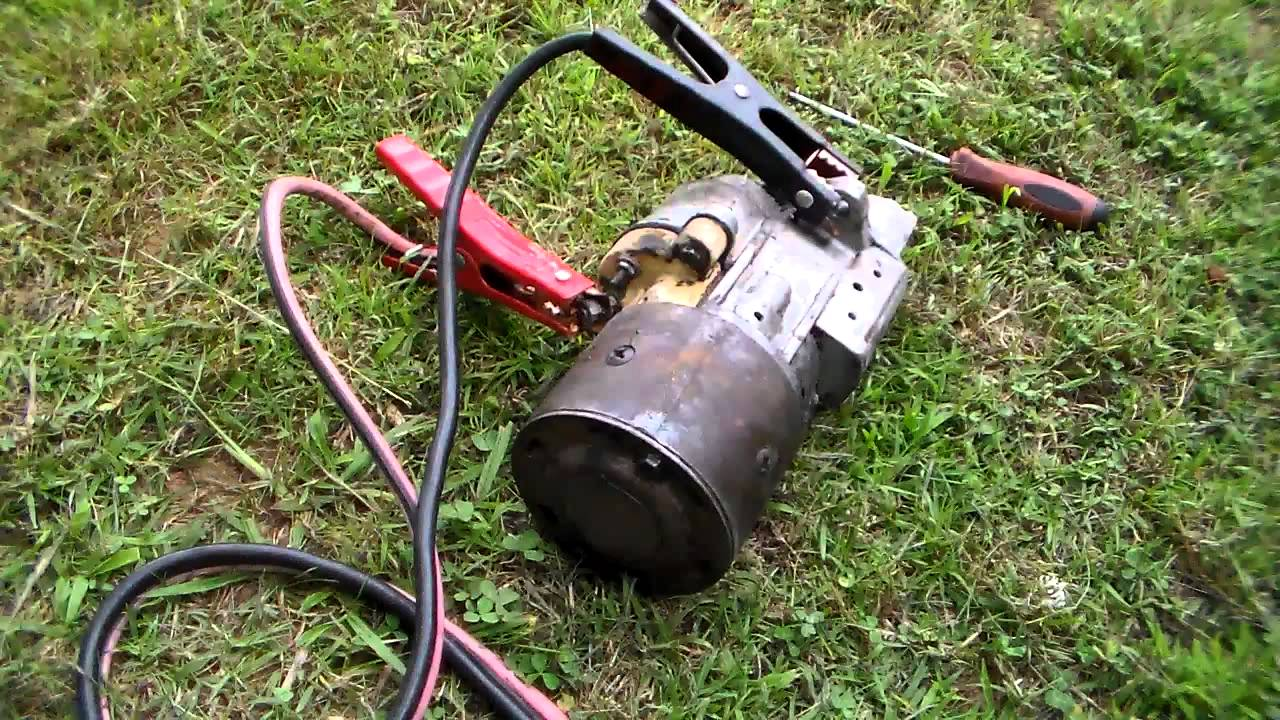 Watch on car battery wiring