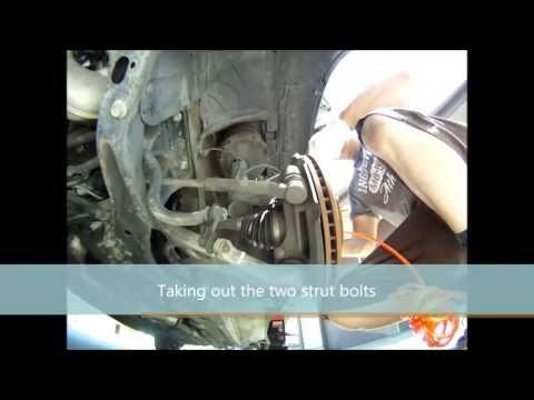 2006 Subaru WRX Axle Replacement DIY