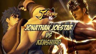 J-STARS Victory Vs - Jonathan Joestar vs Kenshiro