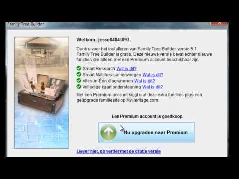 Family tree builder 5.1