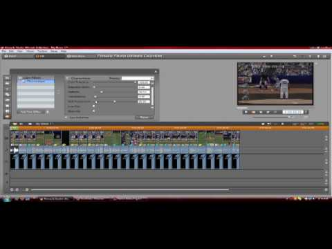 Pinnacle Studio: Video Plugins Tutorial