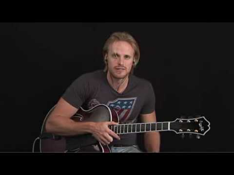 Guitar Lessons - Jazz Combustion - Andreas Oberg - Introduction