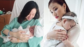 Dù bị bỏ rơi lúc mang thai nhưng các mỹ nhân Việt này vẫn mạnh mẽ vượt qua giai đoạn khó khăn nhất