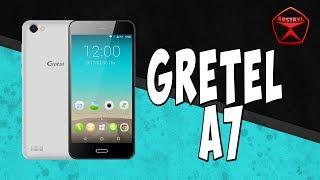 Смартфон за 50$! Gretel A7 / Арстайл /