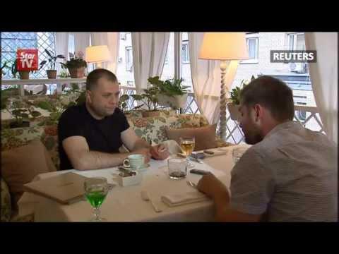 MH17: Former Donetsk leader denies shooting down plane