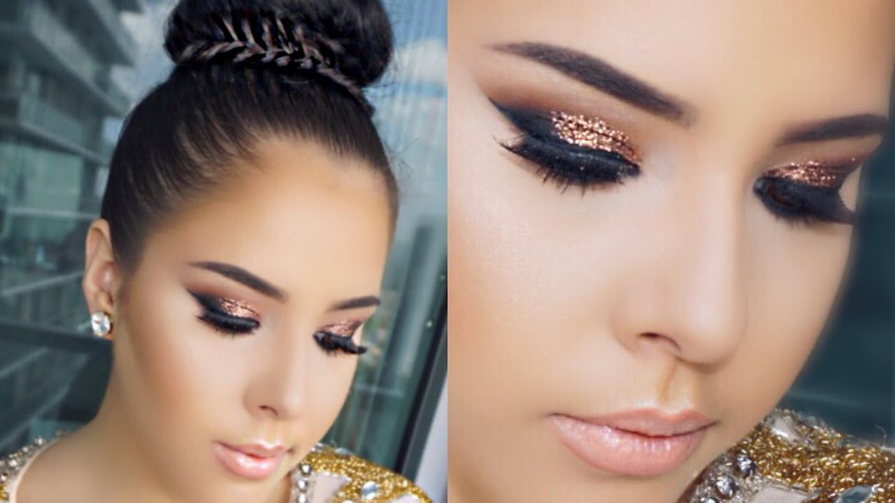 Makeup Styles For Prom 2015 Prom Makeup Tutorial 2015