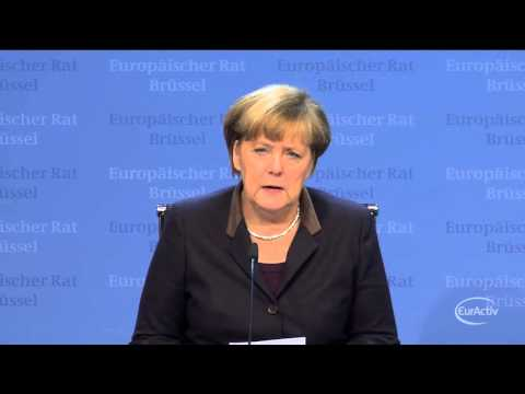 Merkel: EU ready to sign association agreement with Moldova, Georgia by August 2014