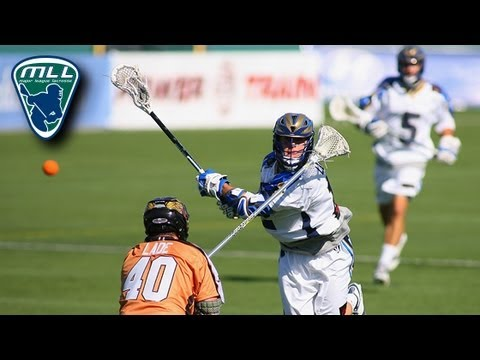 MLL Week 2 Highlights: Charlotte Hounds at Rochester Rattlers