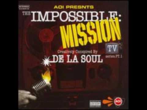 De La Soul - Live At the Dugout '87