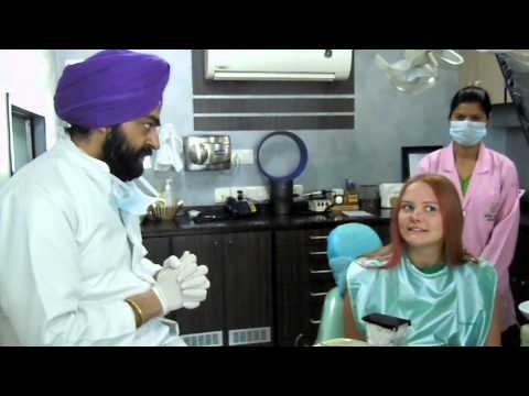 Jaipur Dental Hospital, India Dental Tourism: Pt. From London/Australia with Dr.Balvinder S.Thakkar