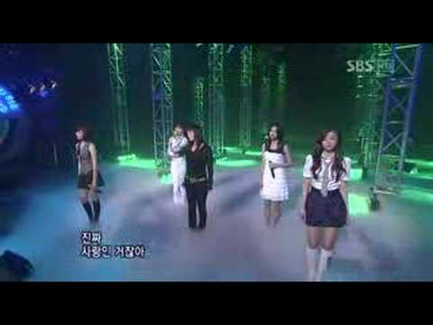 Sorry Heart - Wonder Girls Music Videos
