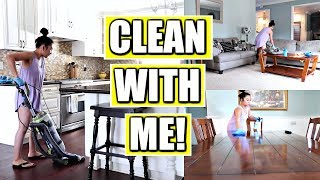CLEAN WITH ME! | Cleaning an Entire Airbnb House!