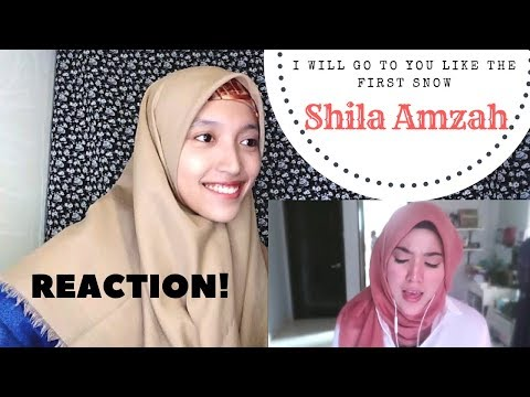 Ailee  에일리 I Will Go To You Like The First Snow  Shila Amzah | Goblin OST | REACTION