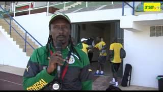 Senegal - Algérie | Aliou Cisse: L'algérie est la 1ere équipe africaine