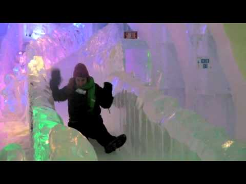Quebec City: Carnaval & Ice hotel