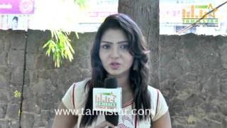 Priya Menon At Yogiyan Varan Somba Eduthu Ulla Vai Movie Team Interview