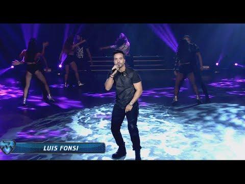 """Luis Fonsi - """"Despacito"""" en vivo en Showmatch"""