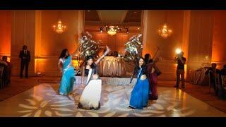 Sri Lankan/Indian Wedding Dance- Nagada Sang Dhol, Dhak Dhak, Choli ke & Marshallah