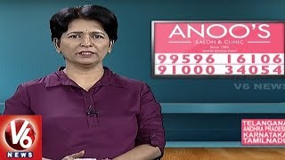 Treatment For Skin and Hair Problems | Anoo's Salon and Clinic Services  Good Health