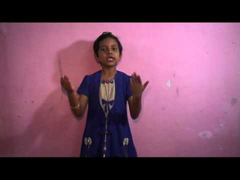 Rymes (poem) Nani Teri Morni Ko Mor Le Gaye By Anushka Mandal( Putu Madam) ,on (15- 08 -2013) video