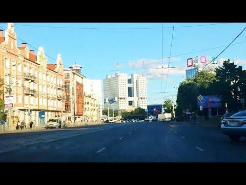 Калининград июнь 2018. Прокатимся по городу?