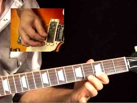 Blues Rock Guitar Lessons - Kings: T-Bone Walker - Andy Aledort - Slow Blues Breakdown 1
