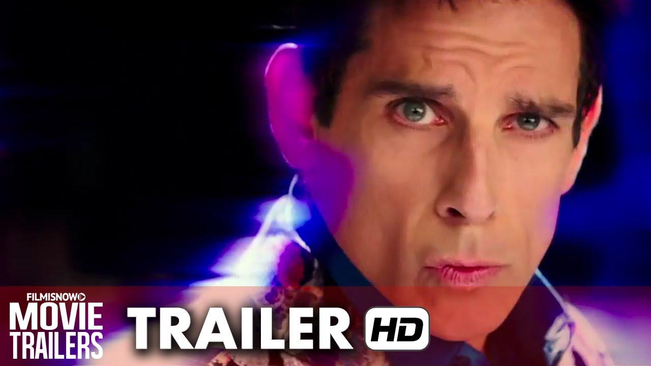 Zoolander 2 Relax Trailer ft Ben Stiller & Owen Willson
