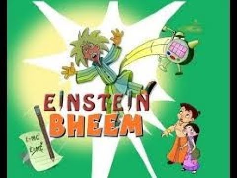 Chhota Bheem - Einstein Bheem video