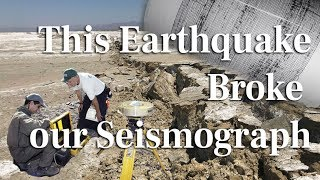 Earthquakes at a Fault