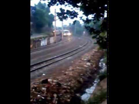 Train Passing Bintaro video