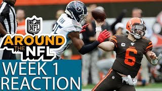 Week 1 Postgame Reaction Show | Around the NFL