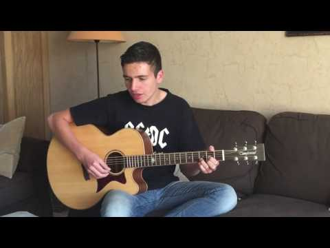 "Mathis Poulin - Cover - Eric Clapton ""Tears in Heaven"" #1"